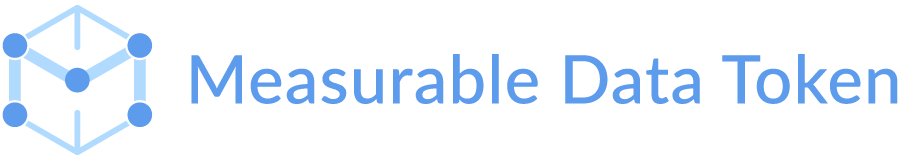 Measurable Data Token logo